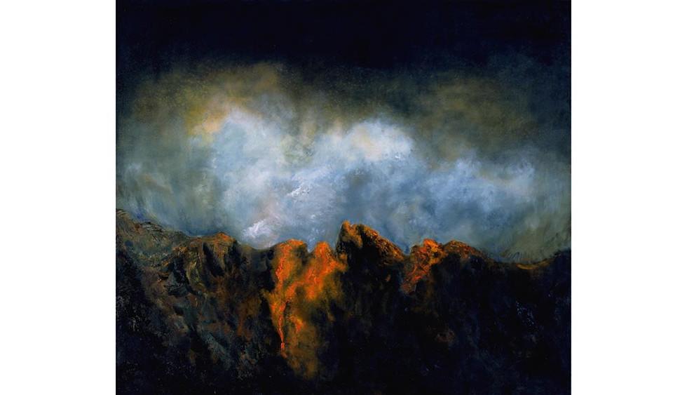 Mt. Etna Crater Edge