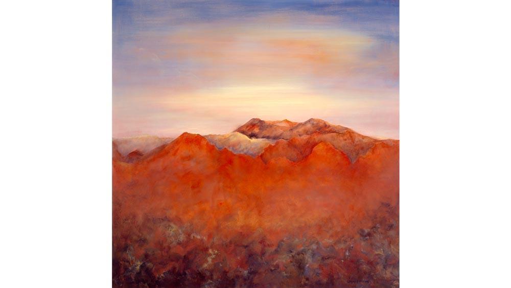 Landscape of Fire IV