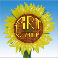 Art Walk sunflower