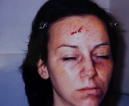 Battered woman for student film
