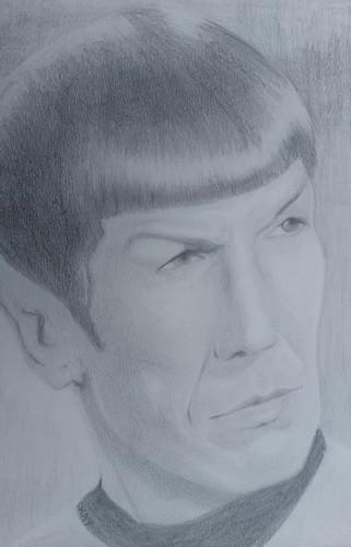 Spock  graphite