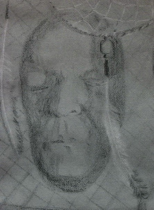 Mike Life Cast with Dream Catcher charcoal