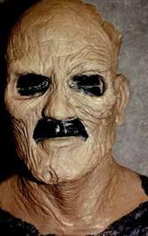 Universal's Halloween Horror Nights  sculpt gunshot