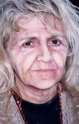 Universal's Halloween Horror Nights  old age make-up