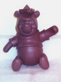 Whinnie the Pooh toothbrush holder