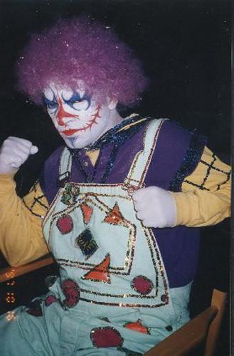 Universal's Halloween Horror Nights   clown