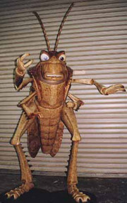 A Bugs Life display Hopper