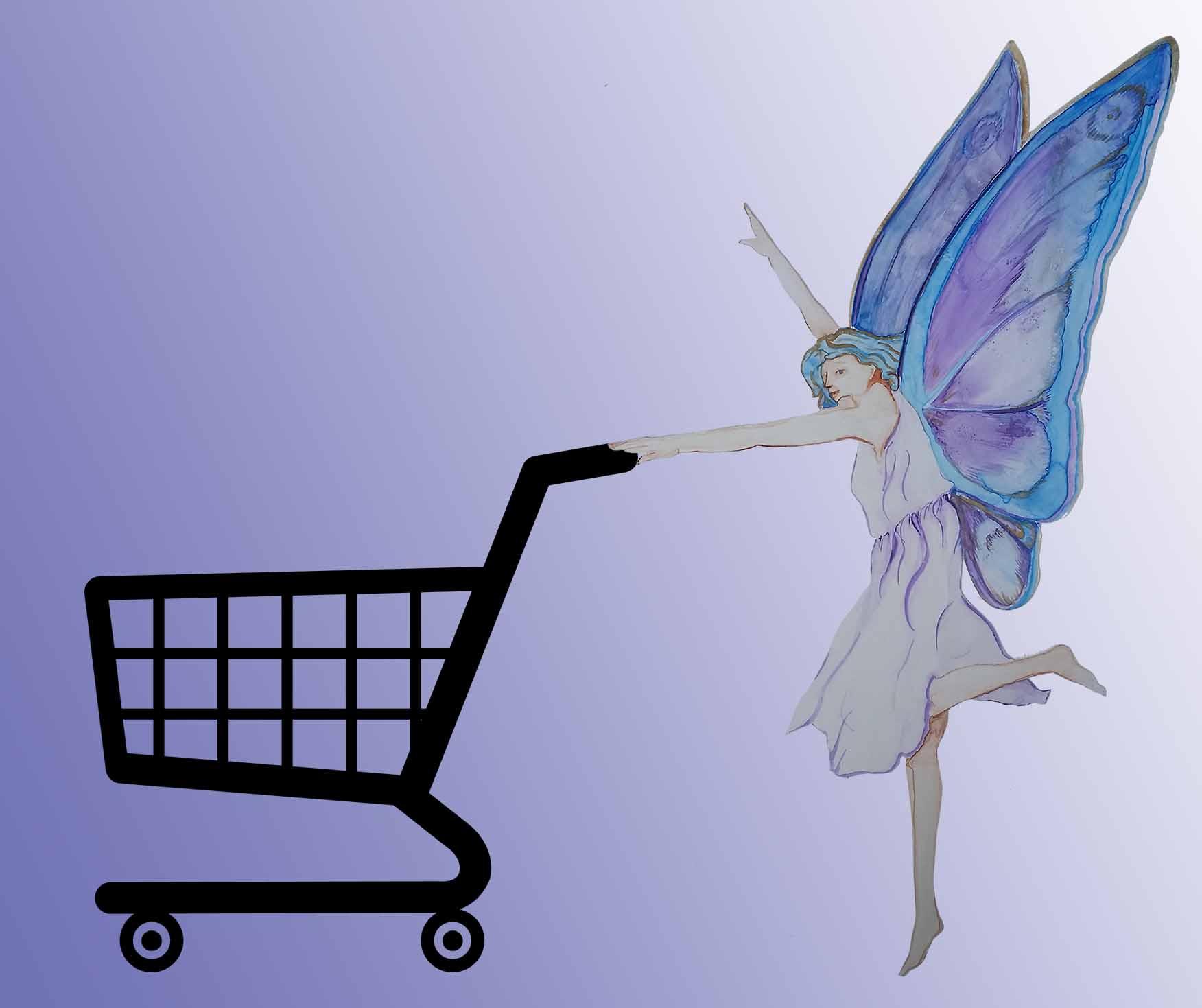 WYRD MART: Buy Wyrd Stuff