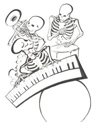 Boneyard Boogie  Band-o-Bones