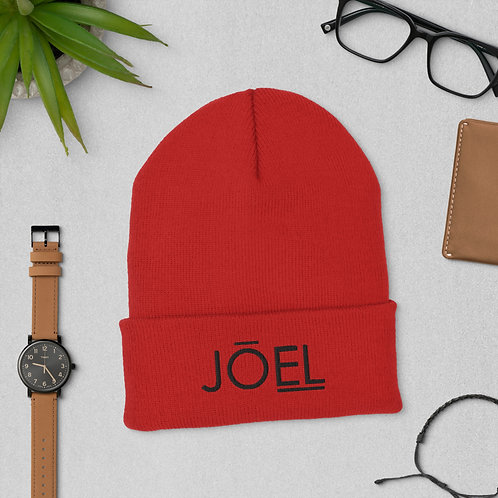 JOEL Cuffed Beanie (Multiple Colors Available)