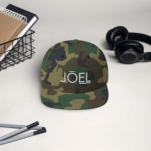 JOEL Snapback Hat (Multiple Colors Available)