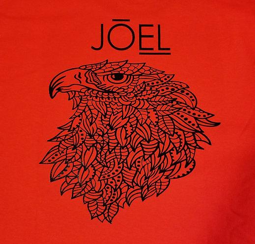 Custom JOEL Hawk Mandala Tshirt