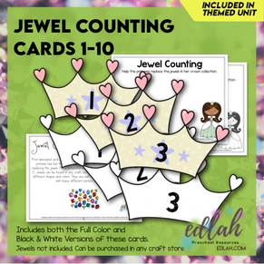 Jewel Counting