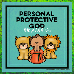 Personal Protective - Yucky Experiments Bible Add-On Mini Unit Lessons