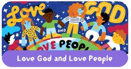 Love God and Love People Devotional for Kids