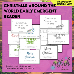 Early Emergent Reader