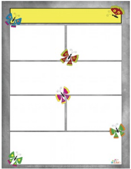 Butterfly Newsletter for Word_Generation 1 2 Ratings