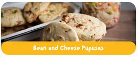 Bean and Cheese Pupusa Recipe