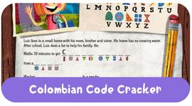 Columbian Code Cracker