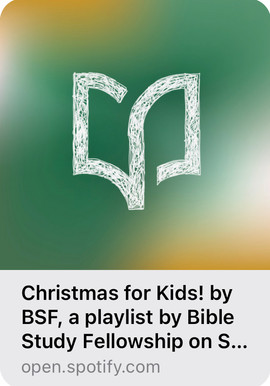 Christmas for Kids Spotify Playlist