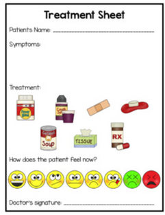 Doctor Center: Treatment Sheet Activity