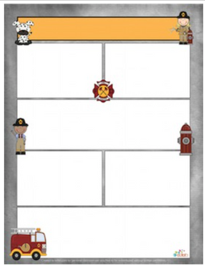 Fire Safety Newsletter for Word_Generation 1