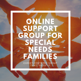 Support Group for Special Needs Families