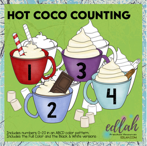 Hot Chocolate Counting - Distance Learning