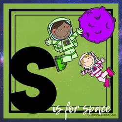 S is for Space