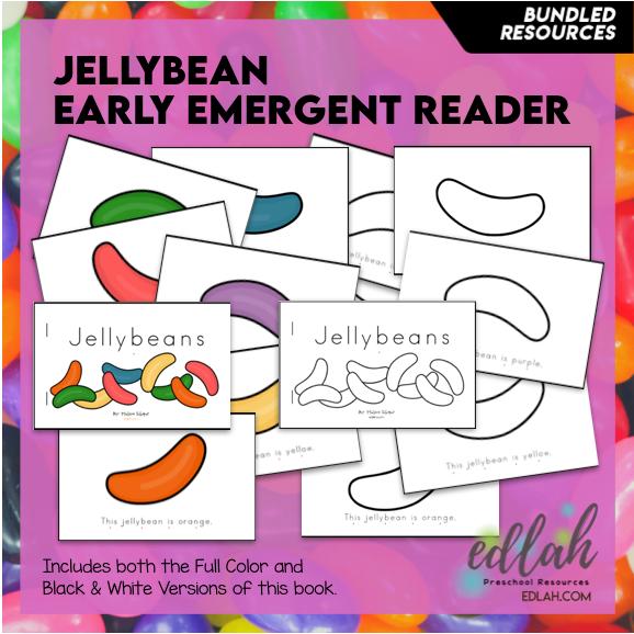 Easter Early Emergent Reader - BUNDLE