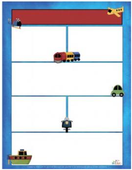 Transportation Newsletter for Word_Generation 1