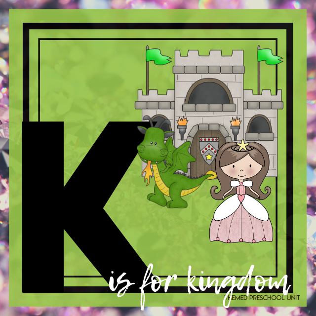 K is for Kingdom