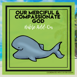 Ocean Bible Add-On Mini Unit Lessons