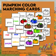 Pumpkin Color Matching