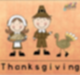 Thankful at Thanksgiving preschool curriculum and resources
