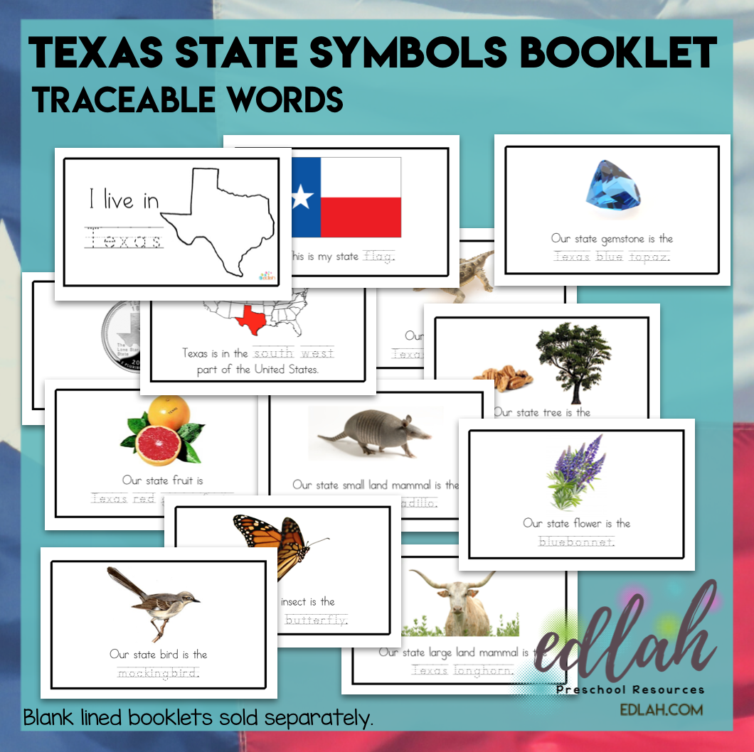 State Symbols Books