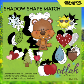 Shadow Shape Match