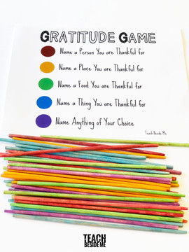 gratitude game for kids