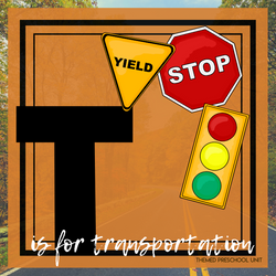 T is for Transportation