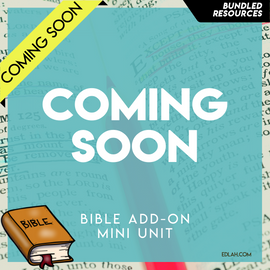 Bible Add On Coming Soon
