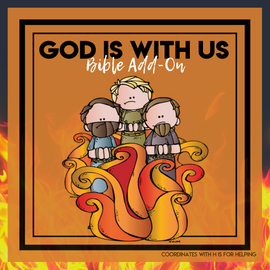 God is With Us: Helpers Bible Add-On Mini Unit Lessons