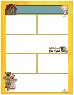 Goldilocks and the 3 Bears Newsletter for Word_Generation 1