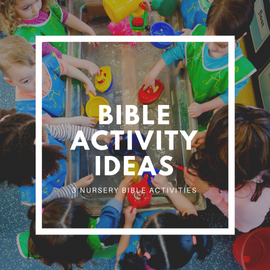 3 Bible Activities