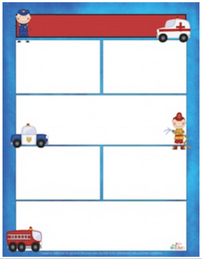 Community Helpers Newsletter For Word_Generation 1