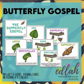 Butterfly Gospel - Booklet Only