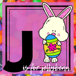 J is for Jellybean