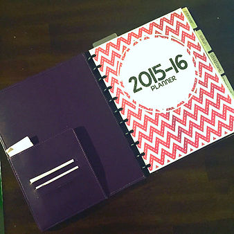 Build Your Own Custom Planner  Covers