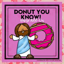 Donut You Know?