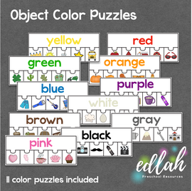 Object Color Matching