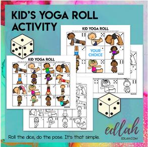 Kid's Yoga Roll